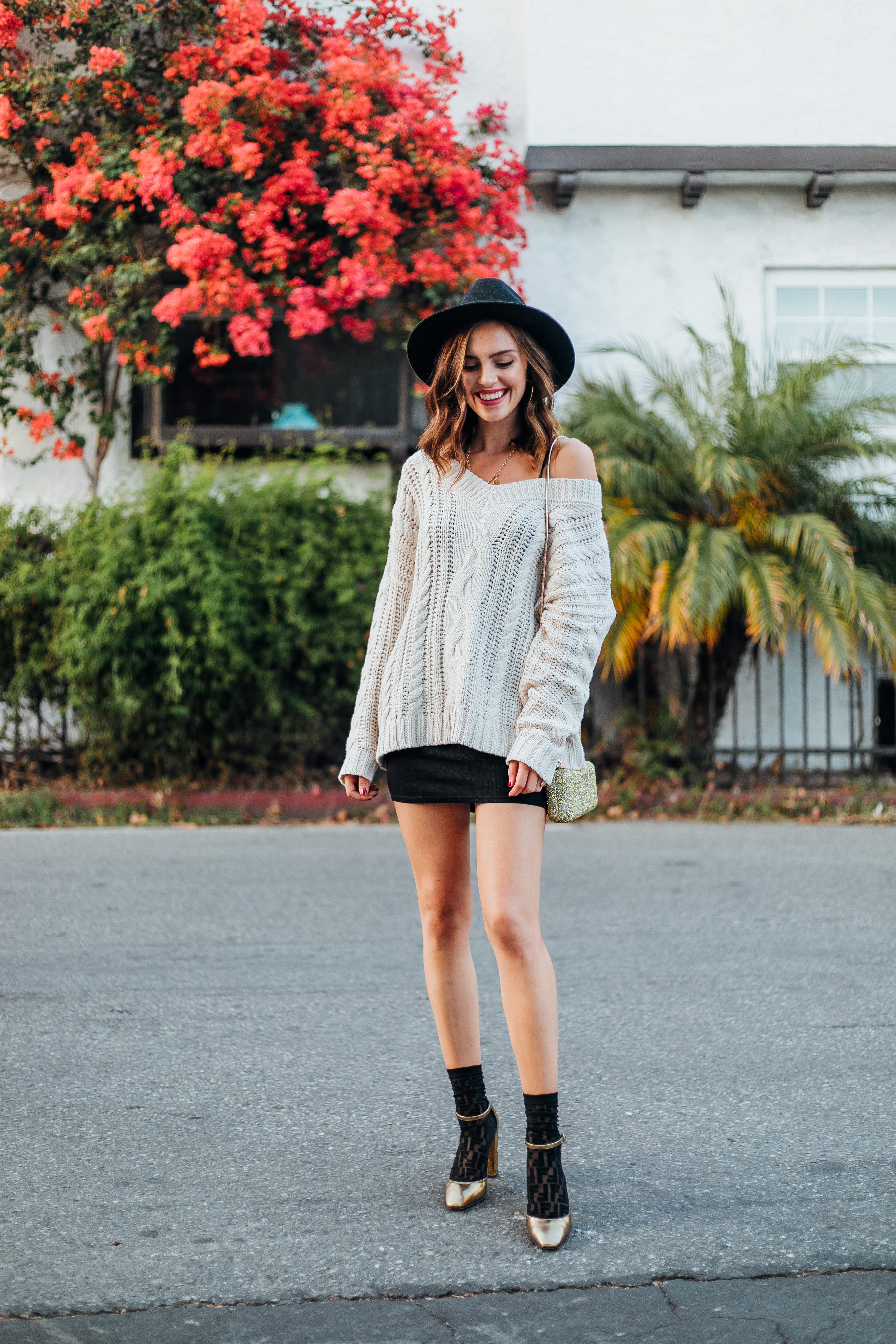 919c1a7d62052 Another great way to style them is with a big, poofy tulle skirt, a graphic  tee, jean jacket, socks and heels. I totally would've shot this look for  you as ...
